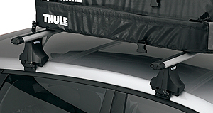 The Roof Box Company: THULE Rapid System Roof Bars/roofrack