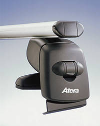 Atera SIGNO AS roof bars/roof racks for gutterless cars