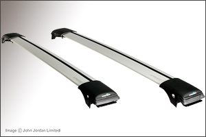 Whispbar Aero-X for roof rails