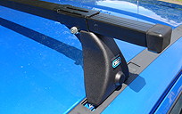 The Roof Box Company: Roof bars for cars with Fixpoint fittings