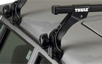 The Roof Box Company: Roof bars for cars with gutter rails