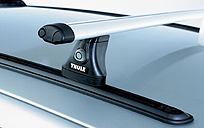 The Roof Box Company: Roof bars for cars with T-track fittings