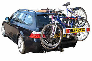 MAXXRAXX Premier Bike/Cycle Carrier