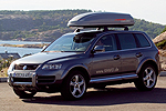 KAMEI Corvara roof box/roofboxes