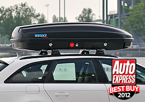 KAMEI Husky XXL - Auto Express Best Buy Roof Box 2012