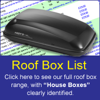 Roof Box/Roofbox List at The Roof Box Company