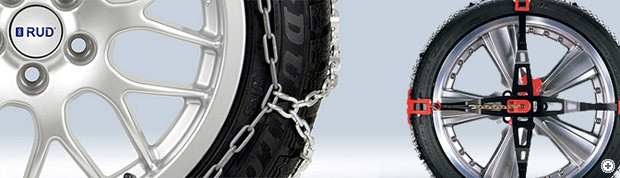 Snow chains FAQs | The Roof Box Company