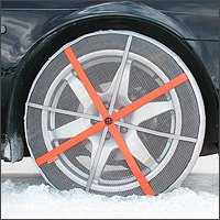 AutoSock snow socks at The Roof Box Company