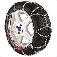 KWB snow chains at The Roof Box Company