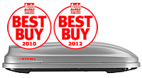 KAMEI's Corvara 390K silver Duolift wins the Auto Express Best Buy award for 2008 and 2009