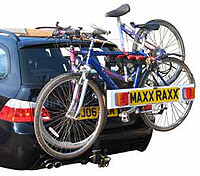 MAXXRAXX Premier Bike Rack/Cycle Carrier at The Roof Box Company