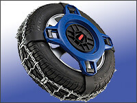 Spikes-Spider snow chains/snowchains at the Roof Box Company
