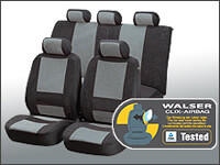 Car Seat Covers: Walser's new Aerotex range at The Roof Box Company