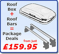 Roofbox/Roof Boxes and Roof Bar/Load Carrier Package Deals at The Roof Box Company