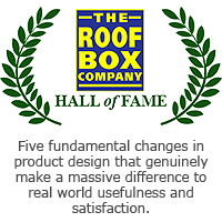 The Roof Box Company: Hall of Fame, top 5 innovative products