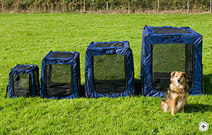 Dog Tent Crates/Cages/Carriers