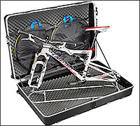 BIKE BOXES, BAGS AND CASES: B&W bike.cases at The Roof Box Company