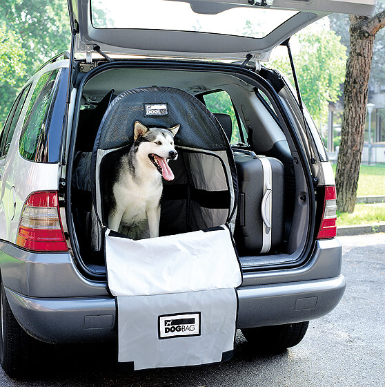 The Dog Bag Range Large Shown At Roof Box Company