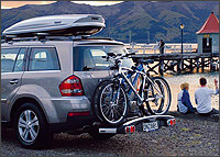 BIKE CARRIERS: Thule, Fapa, Atera, MaxxRaxx, Tradekar, Pendle and AllRound at The Roof Box Company