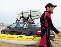 WATER SPORTS CARRIERS AND ACCESSORIES: Thule and Atera at The Roof Box Company