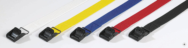 STRAPS by Fasty of Sweden: 50cm to 500cm long straps