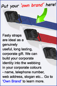 Fasty Handy straps: Own Branding