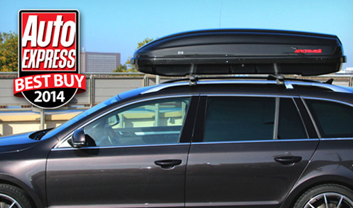 Kamei Roof Box Bags