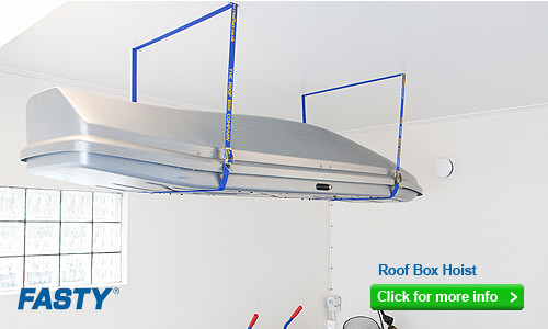 Fasty Roof Box Hoist strap