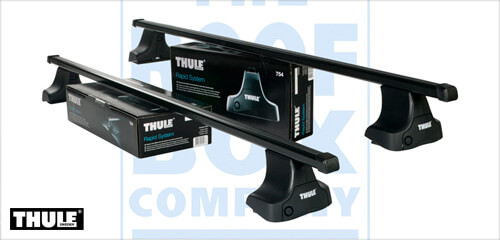 Thule 754 Roof Bars