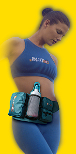 The WalkyBag is a fantastic tool to take your dog out