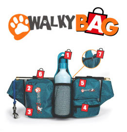 Walky Bag range and accessories
